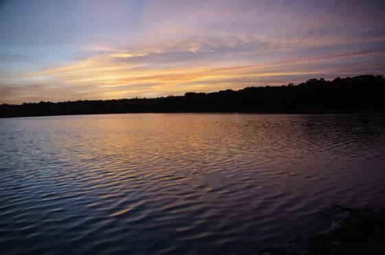 Photo of Clear Lake, courtesy of Ken Wagman